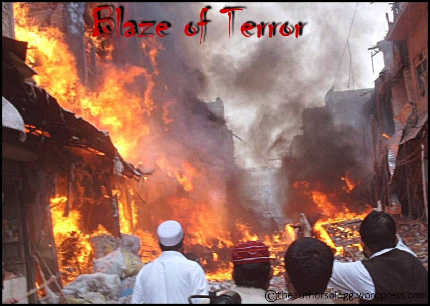 blaze of terror