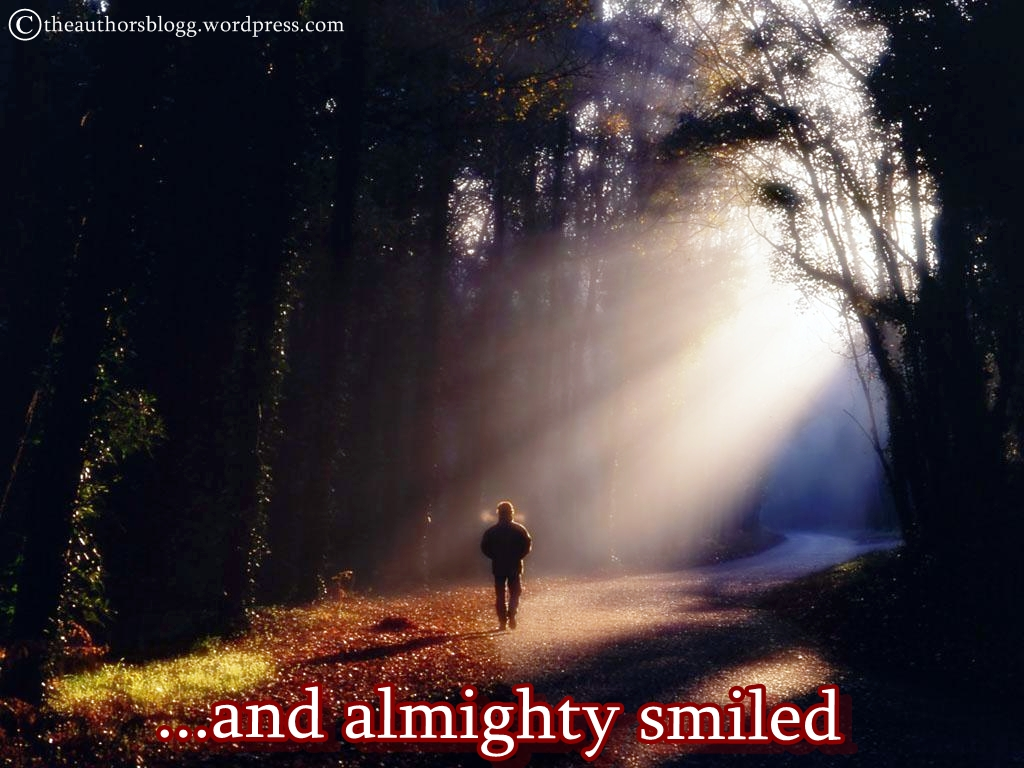 …and almighty smiled