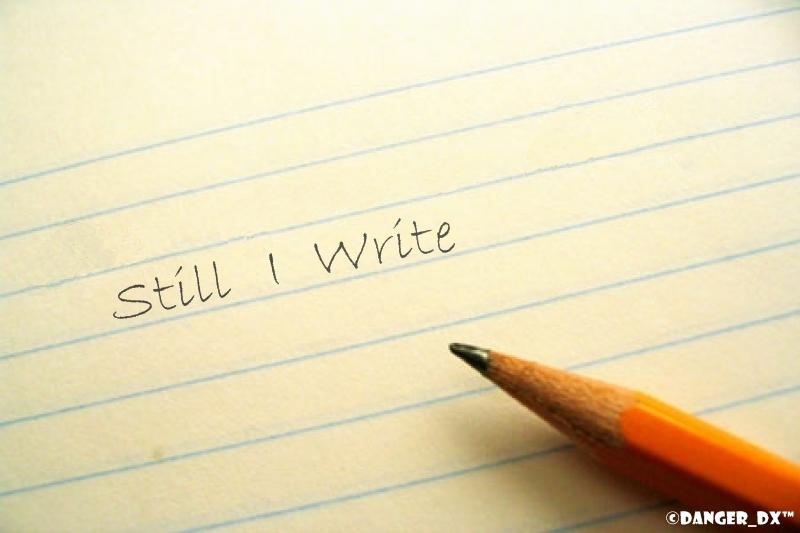 Still I Write 2