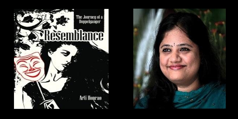 RESEMBLANCE- JOURNEY OF A DOPPELGANGER… BY ARTI HONRAO