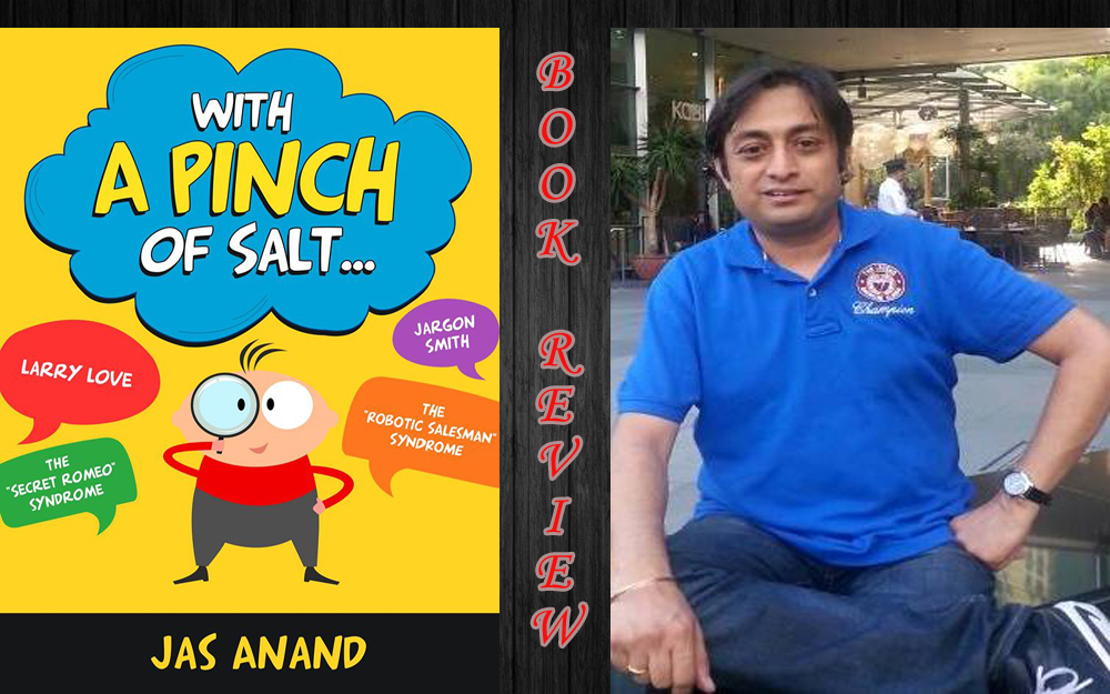 WITH A PINCH OF SALT – BOOKREVIEW
