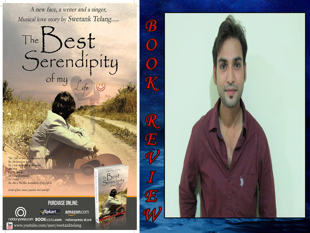 THE BEST SERENDIPITY OF LIFE- BOOKREVIEW
