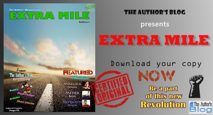 "TAB presents ""EXTRA MILE"""