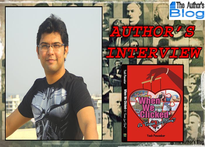 YASH PAWASKAR – AUTHOR INTERVIEW