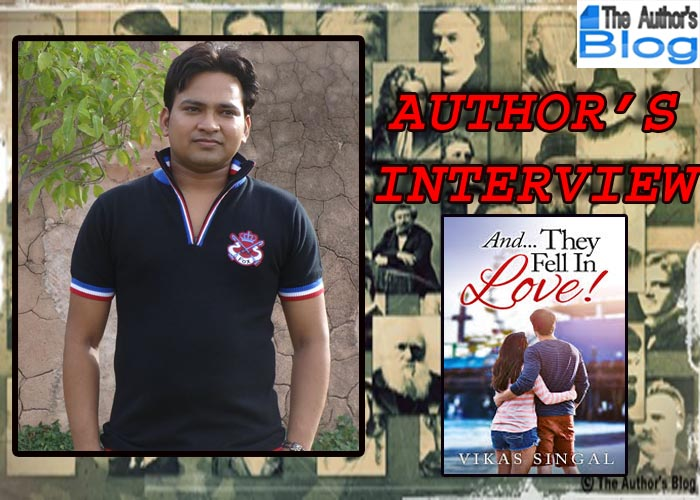 AUTHOR INTERVIEW – VIKAS SINGAL