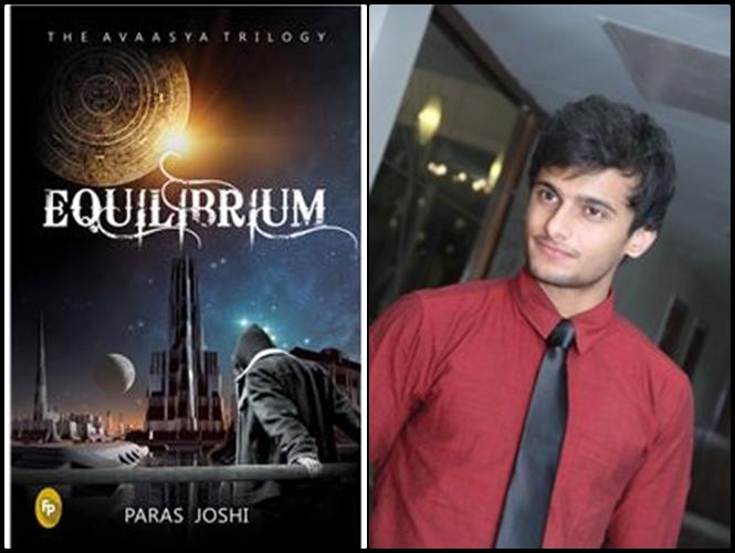 Equilibrium by Paras Joshi