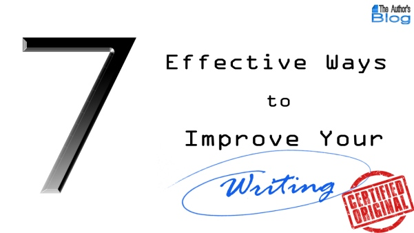 5 ways to improve your writing I've been coaching a couple of clients to help them improve their writing, and one thing i'm noticing is how much trouble they have editing their own stuff.