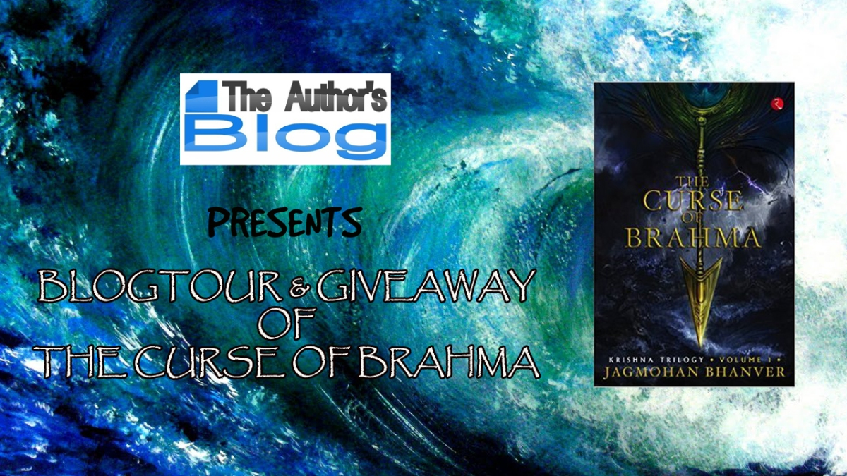 Blogtour & Giveaway – 'Curse Of Brahma' By Jagmohan Bhanver