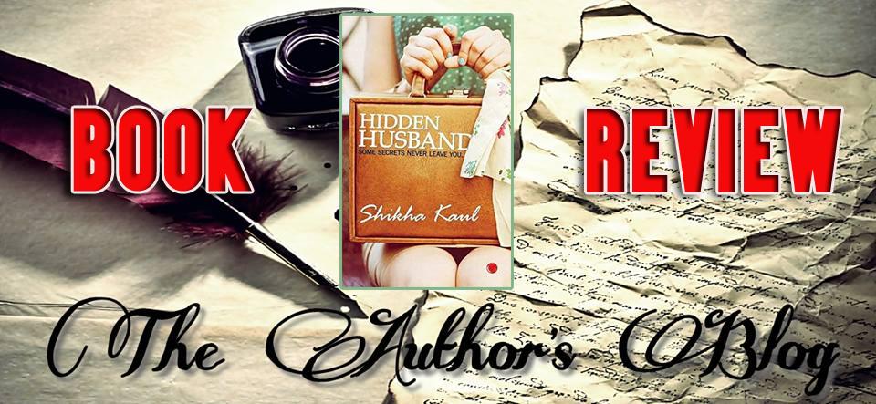 Hidden Husband… by Shikha Kaul – BookReview