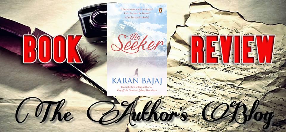 The Seeker… by Karan Bajaj – BookReview
