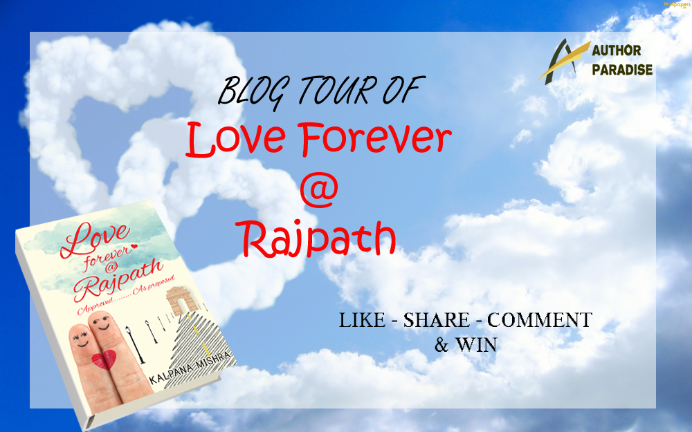 Blogtour & Giveaway – 'Love Forever @ Rajpath'