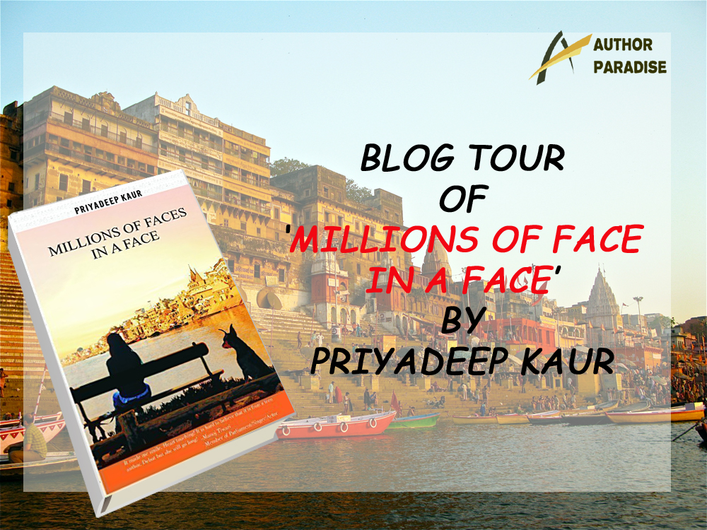 Blogtour & Giveaway – 'Millions of faces in a face'