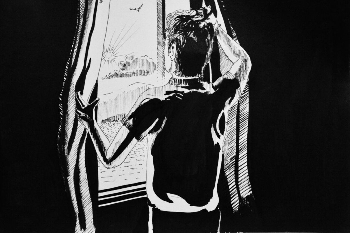 ANALOGIES #1 – A WINDOW