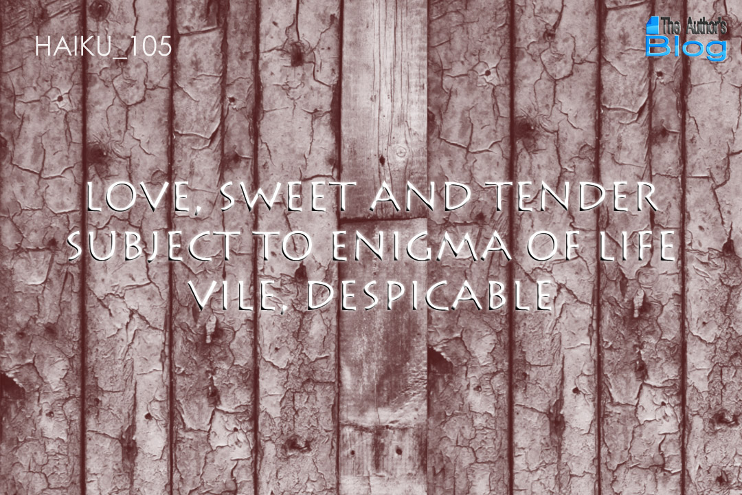 Haiku #105