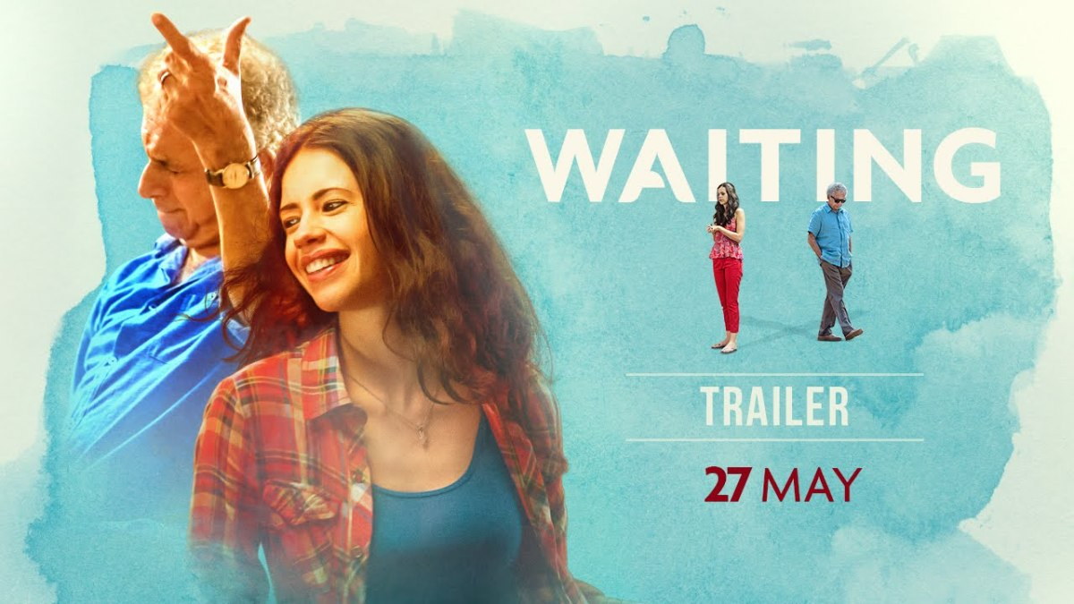 'Waiting' is a Good movie. Don't watch it!