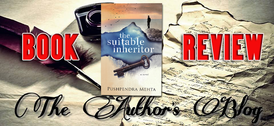 'The Suitable Inheritor' by Pushpendra Mehta – BookReview