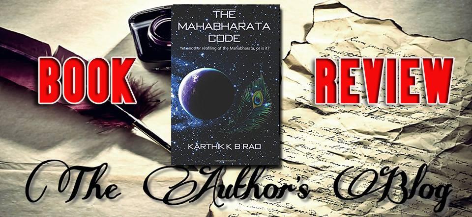'The Mahabharata Code' by Karthik K B Rao – BookReview